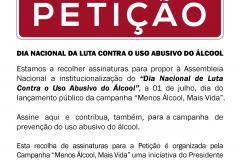 CARTAZ-PETIÇÃO_MENOS_ALCOOL_MAIS_VIDA