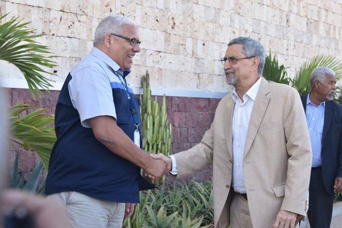 19   ABRIL   2018 O Presidente República, Jorge Carlos Fonseca visitou, na tarde…