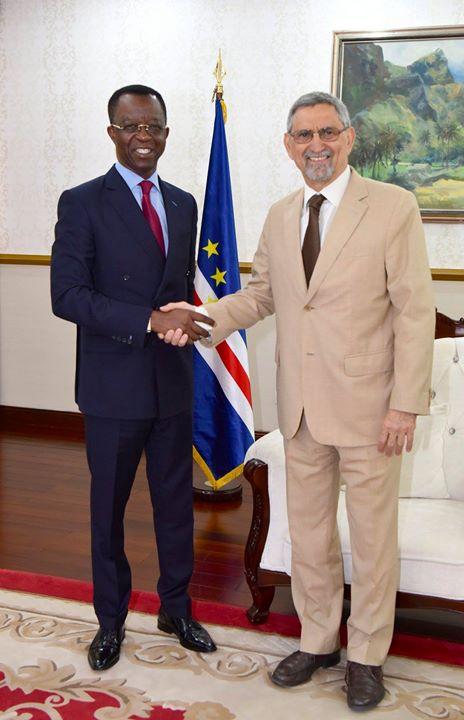 19| ABRIL | 2018 – SE o Presidente da República Jorge Carlos Fonseca recebeu…