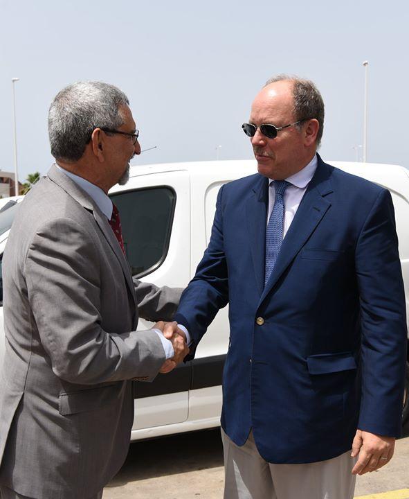 Visita de Sua Excelência o Presidente da República ao Principado de Mónaco A convite…