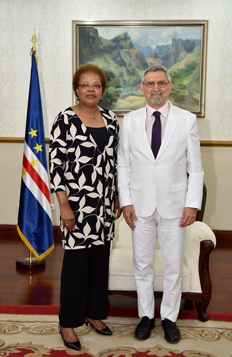O Presidente da República recebeu, na tarde de 13 de Junho, em audiência, a…