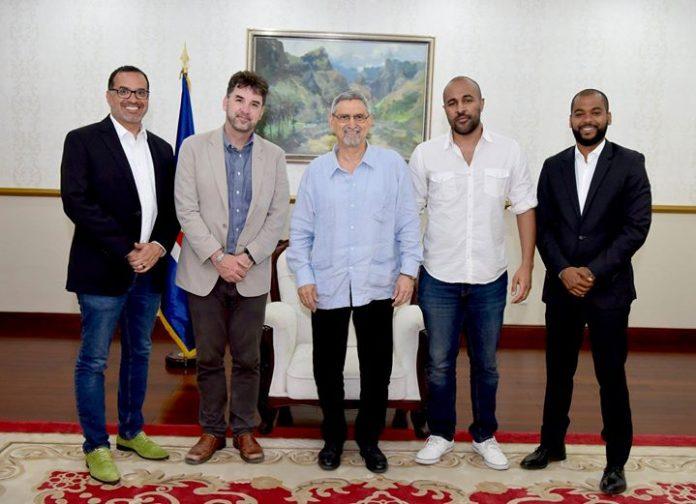 O Presidente da República recebeu na tarde de 20 de Abril, em visita de…