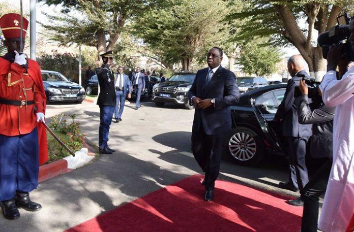 O chefe de Estado recebeu, este sábado, na Residence Pasteur, o Presidente da República…
