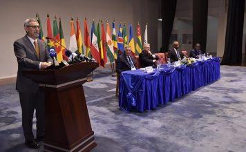 Discurso do Presidente da República na abertura da 26ª Assembleia Parlamentar da Francofonia
