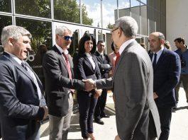 Visita da comitiva presidencial ao Instituto Politécnico de Bragança, o mais cotado do género…