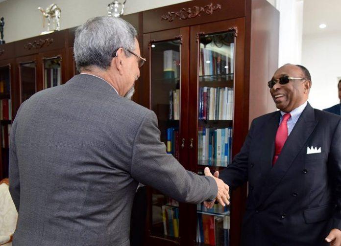 07 | FEVEREIRO | 2018 – o Presidente da República recebeu na tarde de…