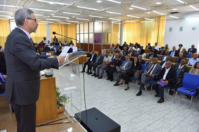 Discurso de o Presidente da República Jorge Carlos Fonseca, na Cerimónia de Homenagem aos…