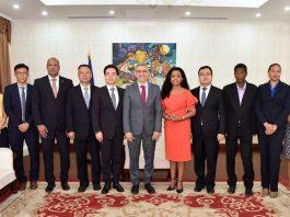 Presidente da República recebe delegação do Forum Macau O Presidente Jorge Carlos Fonseca recebeu,…