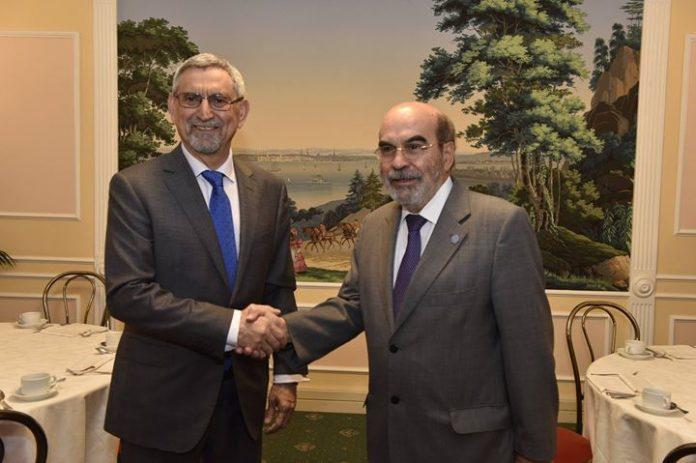 Presidente da República reúne-se com director geral da FAO No primeiro dia da sua…