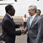 Presidente da República, recebe o seu homólogo equato-guineese, Teodoro Obiang Nguema Mbasogo. O Presidente…
