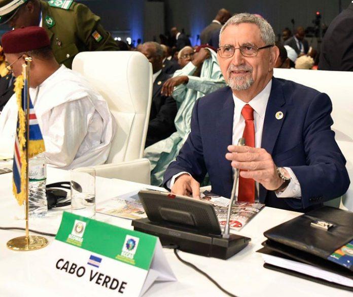 Discurso de o Presidente da República de Cabo Verde na Cimeira conjunta CEDEAO-CEEAC Lomé,…