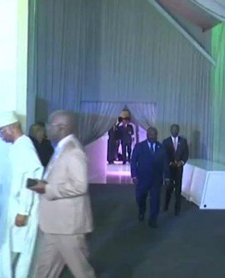 Presidente Jorge Carlos Fonseca na Cimeira conjunta CEDEAO-CEEAC, Lomé, 30 de Julho de 2018