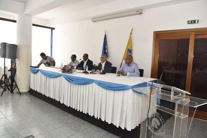 Encontro com Operadores Económicos de Santo Antão O Presidente da República foi recebido, hoje,…