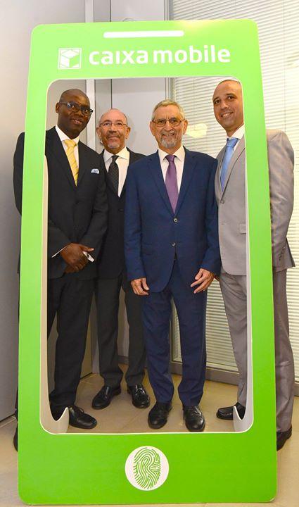Presidente da República visita a empresa Caixa Económica, 05 de Outubro de 2018 A…
