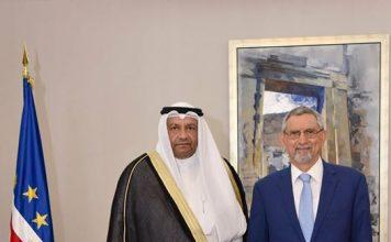 Presidente da República recebe cartas credenciais do novo Embaixador do Kuwait O Presidente da…