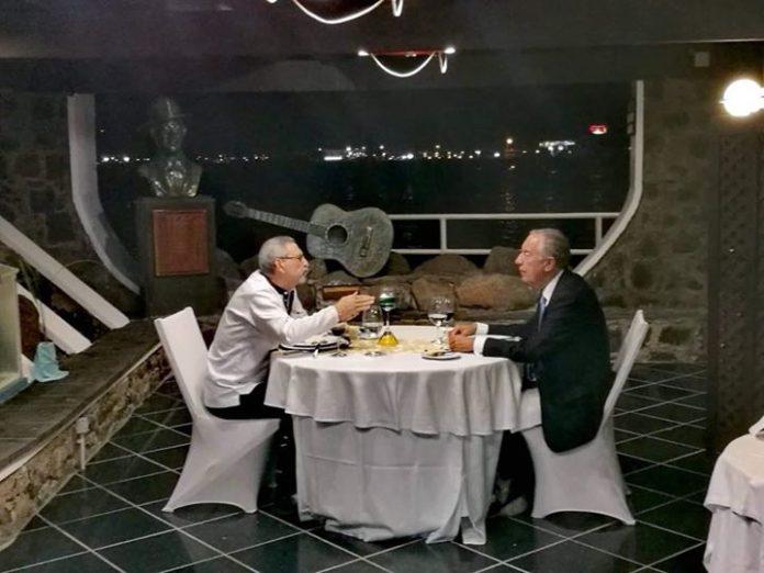 Encontro entre o Presidente da República Portuguesa, Marcelo Rebelo de Sousa, e o Presidente…