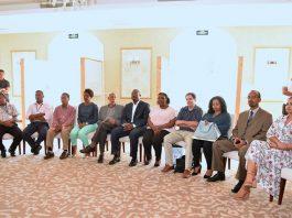 Assinatura de colaboração institucional entre a Presidência da República, representada pelo Chefe da Casa…