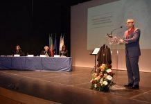 Discurso da Laudatio proferido pelo Presidente Jorge Carlos Fonseca, na cerimónia da atribuição do…