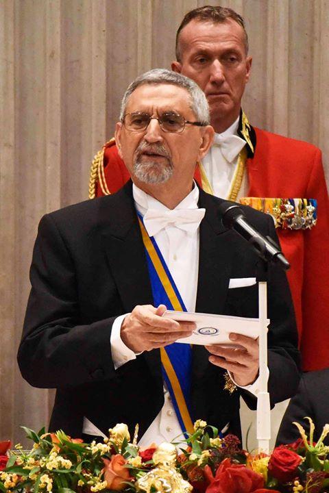Toast proferido por Sua Excelência Dr. Jorge Carlos de Almeida Fonseca, Presidente da República…