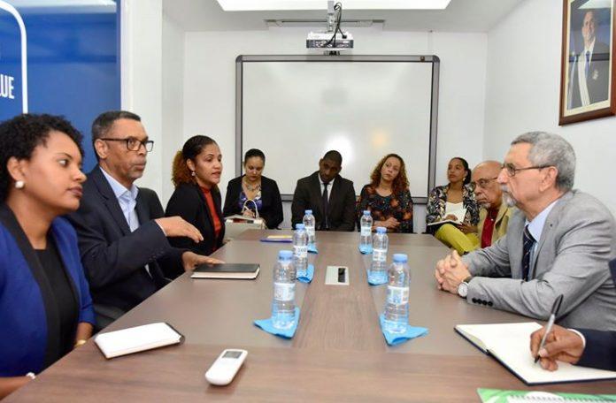 Presidente da República visita Instituto de Apoio e Promoção Empresarial (Pro Empresa). No seguimento…