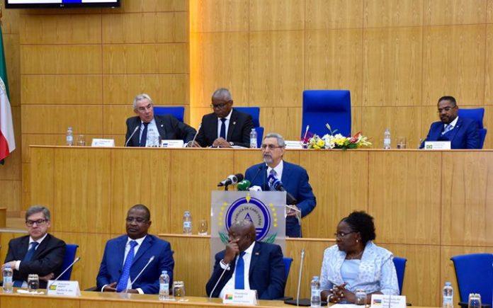 Discurso proferido por ocasião da Abertura VII Reunião da Assembleia Parlamentar da CPLP Assembleia…