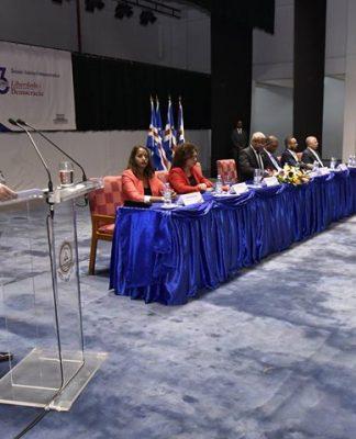 Discurso o Presidente da República, na Sessão Solene: Dia da Liberdade e Democracia, Assembleia…