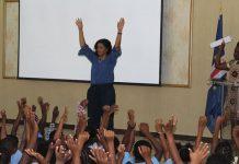 VIII Semana da República – Manhã infantil com actividades recreativas e cultuais. Crianças do…
