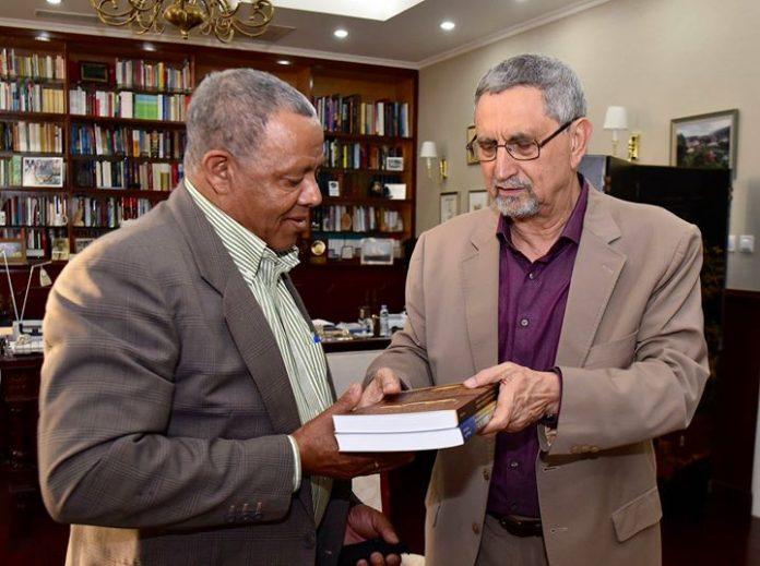 O Presidente da República recebeu, na tarde de 23 de Janeiro, em audiência de…