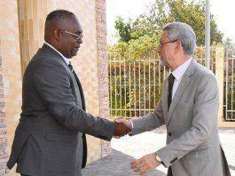 Discurso do Presidente da República na abertura da Conferência Internacional «Cabo Verde e o…