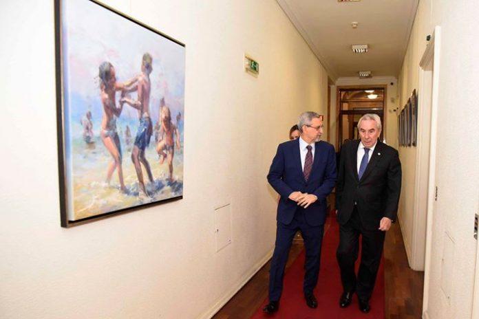 Presidente da República reúne-se com embaixadores permanentes na CPLP O Presidente Jorge Carlos Fonseca…