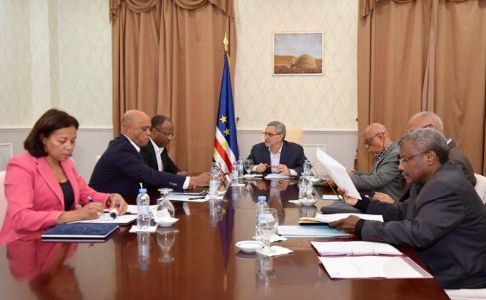 Presidente da República e Presidente em exercício da CPLP, Jorge Carlos Fonseca, preside à…