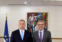Presidente da República recebe visita de cortesia do Primeiro Ministro da Hungria Praia, 27…