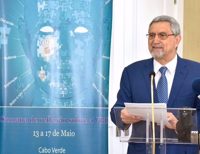 Discurso de S. E. o Presidente da República de Cabo Verde para a Conferência…