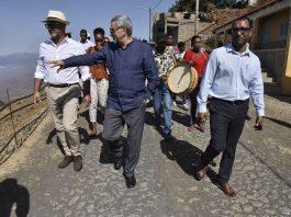 No primeiro dia da sua visita oficial à ilha de Santo Antão, o Presidente…