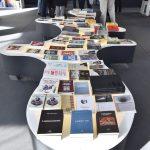 Visita a diversas exposições no Festival Literário Interna…