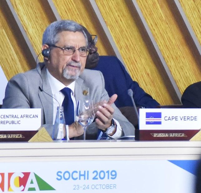 Discurso Proferido por S.E. o Presidente da República, Dr. Jorge Carlos …