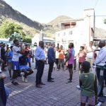 Ribeira da Barca – Santa Catarina, o último ponto de agenda da visita do…