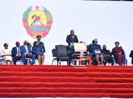 O Presidente da República e Presidente pro tempore da Conferência …