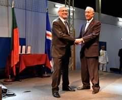 Mensagem de felicitações de SE o Presidente da República de Cabo Verde e Presidente …