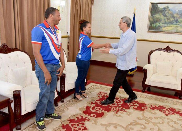 20 | ABRIL | 2018 – Presidente da República recebe a Associação Cultural Grupo…