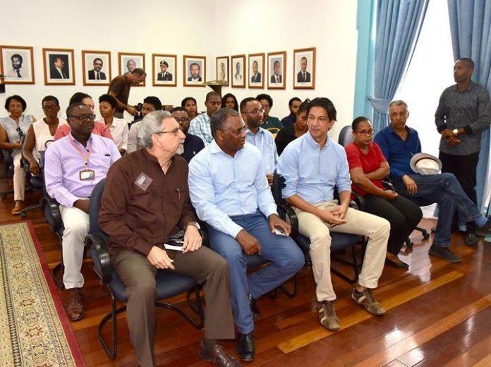 08 | JUNHO | 2018 – O Presidente da República, Jorge Carlos Fonseca, iniciou…