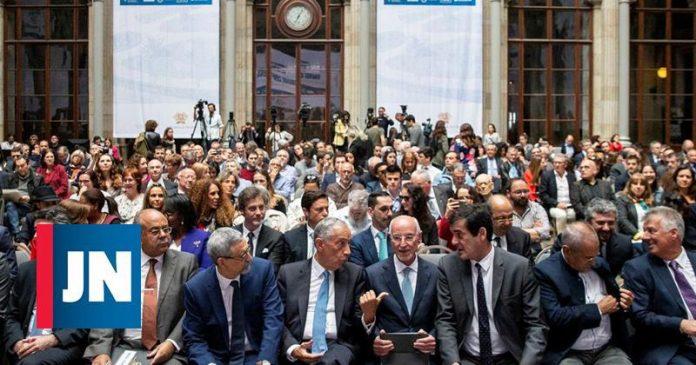 Português deve ser uma ″língua de negócios″, diz Jorge Carlos Fonseca