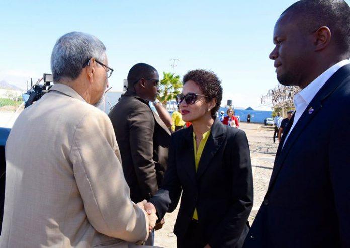 O Presidente da República efetuou, na manhã de 16 de Março, uma visita às…