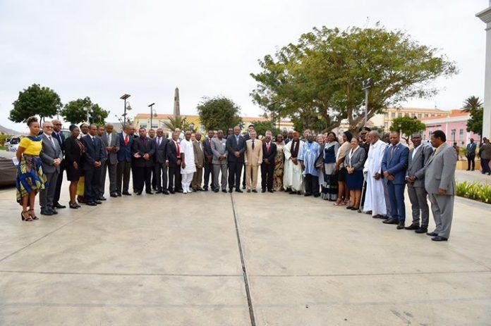 07 | FEVEREIRO | 2018 – Intervenção de o Presidente da República, Dr. Jorge…