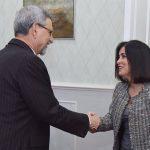 O Presidente da República recebeu, esta quarta-feira, 31, a visita de uma delegação parlamentar…