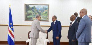 18   JANEIRO   2018 – O Presidente da República, Jorge Carlos Fonseca, acompanhado…
