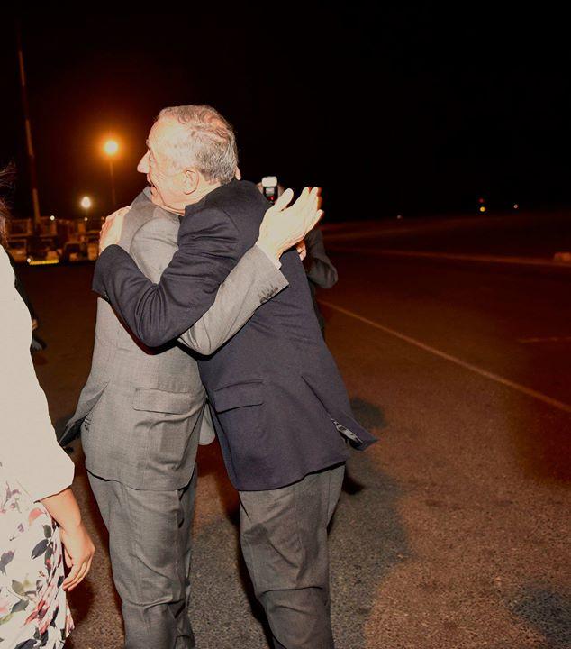 Presidente da República, recebe o seu homólogo português, Marcelo Rebelo de Sousa. O Presidente…
