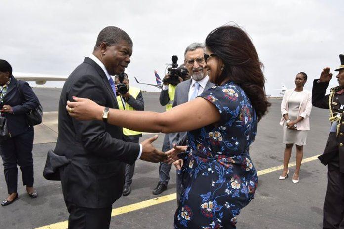 Presidente da República, recebe o seu homólogo angolano, João Manuel Gonçalves Lourenço. O Presidente…