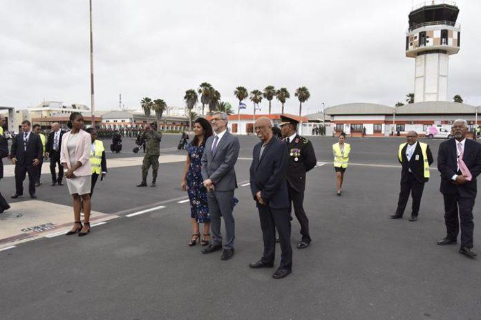 Presidente da República recebe o seu homólogo brasileiro, Michel Temer. O Presidente Jorge Carlos…