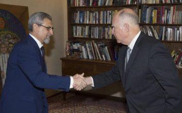 Encontro do Presidente da República de Cabo Verde com o Governador da Califórnia No…
